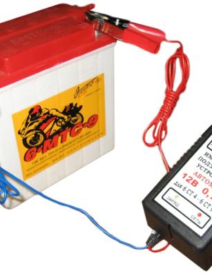Восстановление и зарядка аккумуляторов