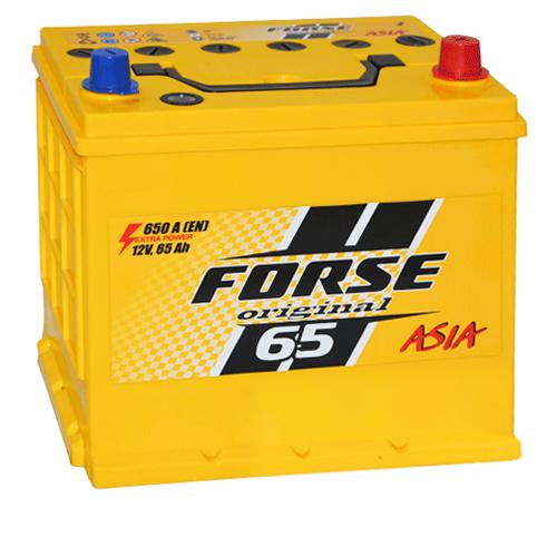 Купить аккумулятор АКБ FORSE JP 6CT-65A2 650A R MF (D23)