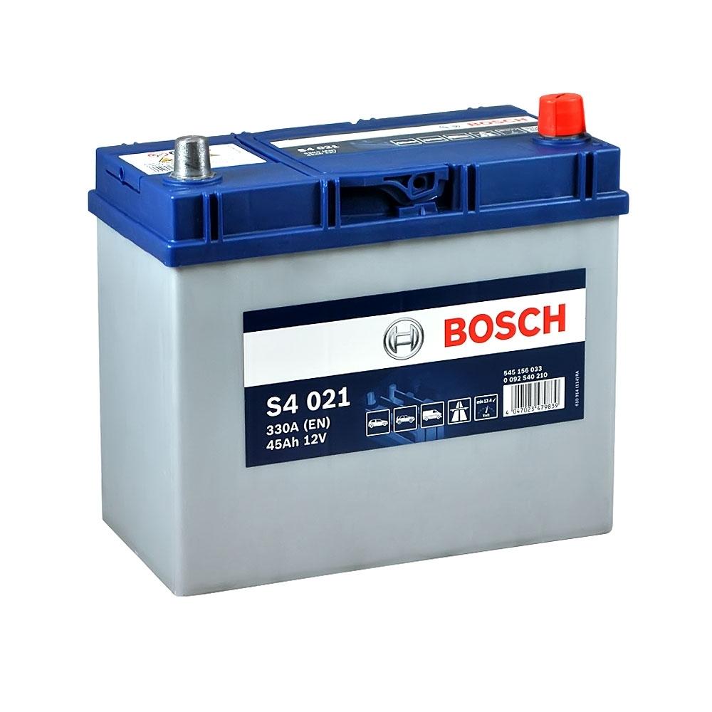 Купити акумулятор АКБ BOSCH S4 6CT- 45Aз R 330A (0 092 S40 210)